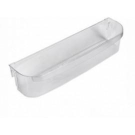 Полка-барьер для бутылок для холодильников Indesit, Ariston, STINOL (СТИНОЛ) 283484 C00283484, 859989, C00859989, 857273, C00857273, 857004, C00857004 L=460mm (прозрачный)