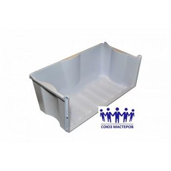 Ящик большой (нижний) для морозильной камеры холодильники Stinol, Indesit, Ariston  857048,  Аналоги С00857048