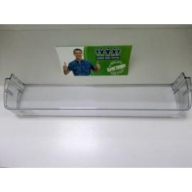 Балкон для холодильников Атлант, Минск нижний большой 17-серии прозрачный 301543105802, Аналоги 301543105800