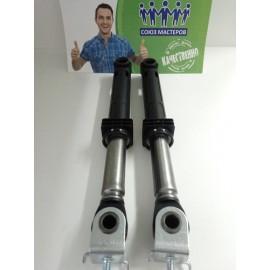 Амортизаторы (2 шт) для стиральной машины Merloni+крепеж 120N (тонкий) 055039, Аналоги SAR000ID