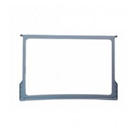 Полка для холодильника Бирюса стекло 345x520 мм в пластиковом обрамлении, Аналоги 0030006000