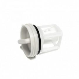 Крышка фильтр сливного насоса для стиральной машины Samsung нового образца DC97-09928D, Аналоги DC63-00743A, DC61-01674E, DC61-01674C