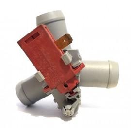 Клапан слив-спрей для стиральной машины Hansa 8010467, Аналоги H8010467, 62AB024, 10.0415.01.02