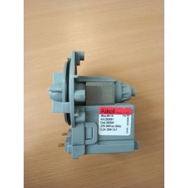 Насос для стиральной машины Askoll 3 винта 25w клеммы вперед раздельно, Аналоги AV5408, PMP005UN, MP005UN, 63AB940, AV5408P