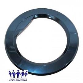 Обрамление люка внешнее для стиральной машины Gorenje 277141 черное, Аналоги 277141 DOOR FRAME OUTER PS-05