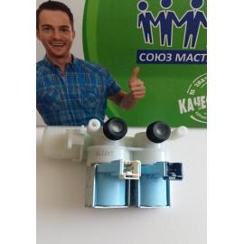 Электромагнитный клапан 2W*90 для стиральных машин Indesit, Ariston под фишку 110333, Аналоги 373248, 110333, 093843, VAL021ID