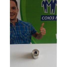 Колпачок магнетрона для микроволновых печей треугольник h 17,9 мм d внутренний 14 мм, Аналоги SVCH046