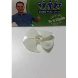 Крыльчатка для холодильников Indesit,Stinol D 100mm d3mm, Аналоги C00856127, 856127