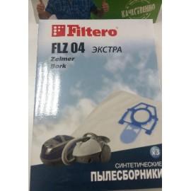 Мешок для пылесосов нетканый одноразовый Zelmer, Bork упаковка 3 шт FLZ 04, Аналоги ZVCA100B