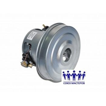 Мотор вращения тарелки для СВЧ печей 220-240V, 4W, 5 r/min шток d7mm срез 6 mm h 14 mm