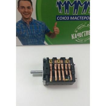 Переключатель режимов для электрической духовки Hansa 46.23866.500 Beko, Deluxe, Аналоги 8050043, 820405, COK308AA