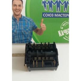 Переключатель мощности конфорок для плит ПМ 16-5-16 5 позиций, Аналоги ПМЭ 27-2353 УХЛ4
