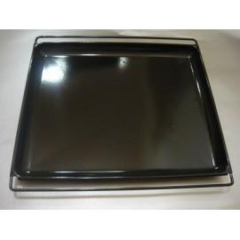 Противень Лысьва глубокий для плит старше 2004 г 376x402мм., Аналоги 01041709, 00000006353