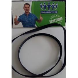 Ремень привода барабана 1244J4 (1244 J4) для стиральных машин BEKO 2816750100, ASKO: 16000 L=1160 mm 2845710100, 2816750100.