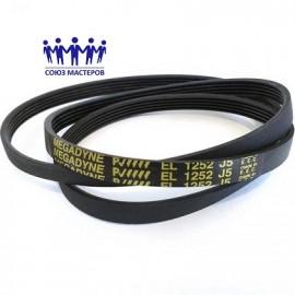 Ремень привода барабана 1213 H8 L=1160 мм для стиральных машин, Аналоги 083910, C00083910