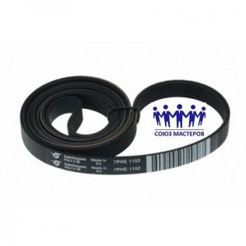 Ремень 1173 J5 EL черный для стиральной машины LG, Аналоги  4400FR3116A, MAS42413101