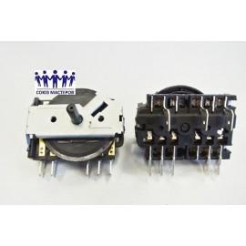 Переключатель духовки 7 позиций ZX-853 для плит, Аналоги EP247