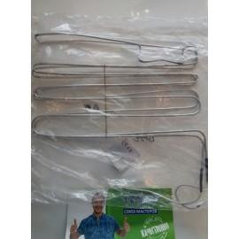 Тэн оттайки для холодильников Ariston, Indesit, Stinol 170W 268482, Аналоги C00268482, L268482