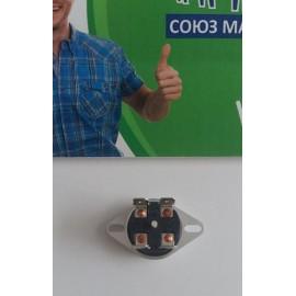 Термостат KSD303 250V/16A 95гр 4 контакта с кнопкой.