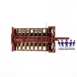Переключатель духовки 8 позиций для плит, Аналоги 880805, DG34-00008A, 88080511, COK300SA
