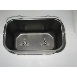 Камера для выпекания хлебопечки (Ведро для хлебопечки) Moulinex, Tefal. SS-186157 под 2 лопатки.