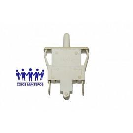 Выключатель вентилятора х/кa Indesit, Stinol кнопочный ВК-02, 851005, ВОК-2