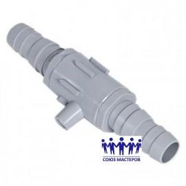 Клапан антисифон для сливного шланга 20х20 для стиральной машины Merloni 012677, Аналоги C00012677, 95101800, 5100034, AV0208
