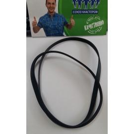 Ремень привода барабана 1181 H7 черный для стиральных машин, Аналоги 059721